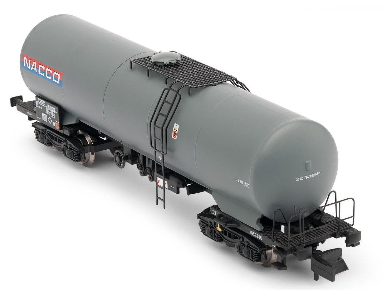 N Scale - Arnold Hornby - HN6290 - Tank Car, Single Dome, Zas - Nacco SAS - 33 80 784 9 085-5