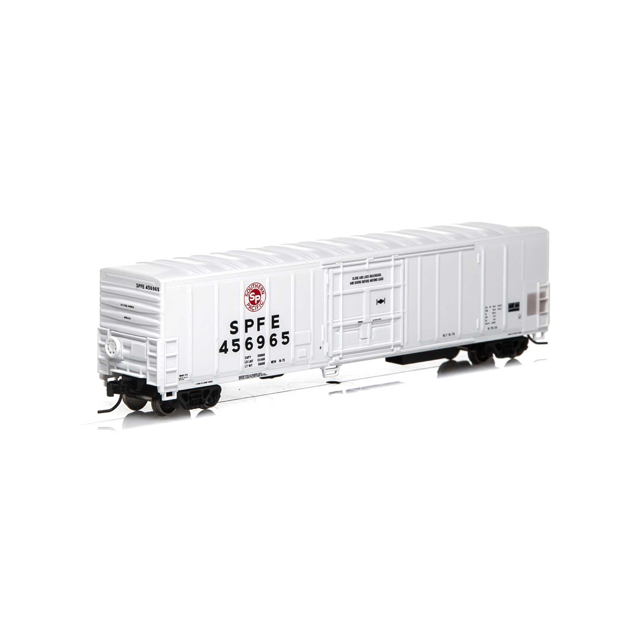 N Scale - Athearn - 25335 - Reefer, 57 Foot, Mechanical, PC&F R-70-20 - Southern Pacific - 459898