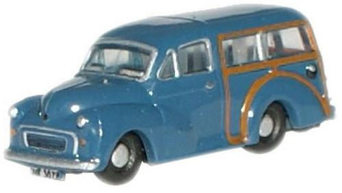 N Scale - Oxford Diecast - NMMT002 - Automobile, Morris Minor - Painted/Unlettered - SNF 307K