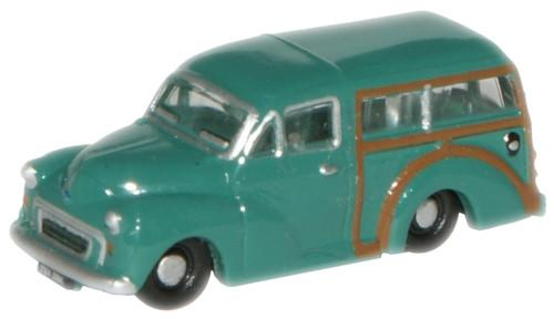 N Scale - Oxford Diecast - NMMT005 - Automobile, Morris Minor - Painted/Unlettered - TSX 26K