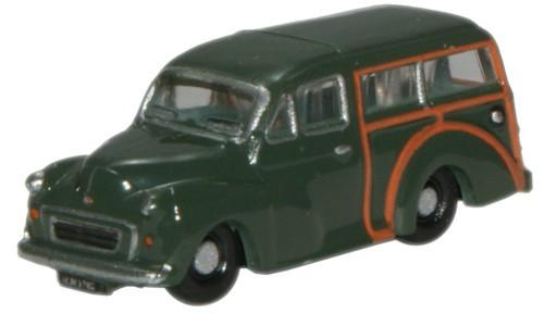 N Scale - Oxford Diecast - NMMT007 - Automobile, Morris Minor - Painted/Unlettered - NUN 378G
