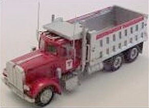 N Scale - GHQ Models - 53002 - Dump Truck - Undecorated