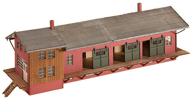N Scale - Faller - 222112 - Railroad Structures