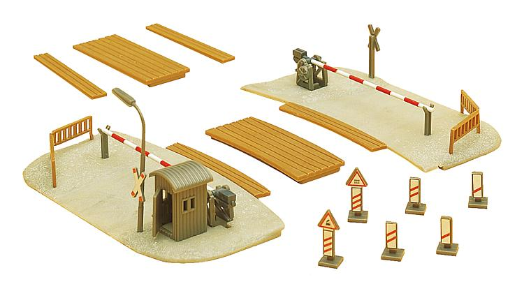 N Scale - Faller - 222173 - Railroad Structures