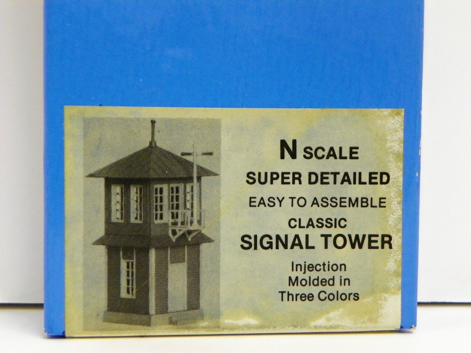 N Scale - Dimi-Trains - 2010 - Interlocking Tower - Railroad Structures - Signal Tower
