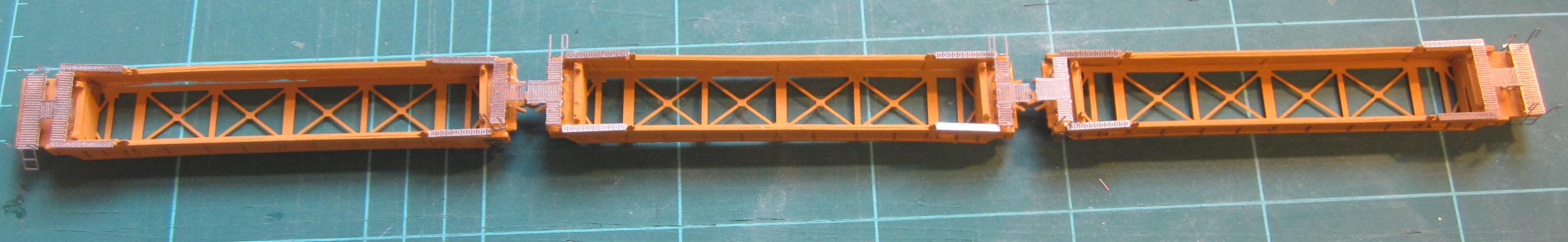 N Scale - N Scale Kits - NS133 Kit - Trinity RWG33A 53