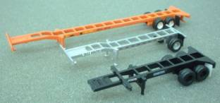 N Scale - N Scale Kits - NS032 - Container Chassis - 20