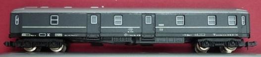 N Scale - Lima - 302 - Passenger Car, UIC, Type X - FS (Ferrovie dello Stato Italiane) - 1700