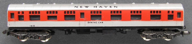 N Scale - Lima - 394 - Passenger Car, British Rail, Mark 1 Coach - New Haven - 1410