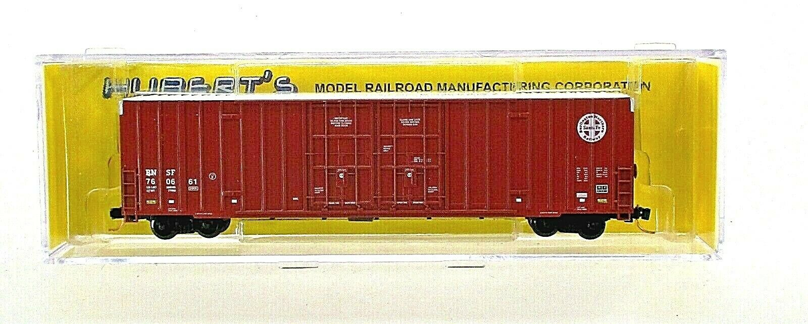 N Scale - Hubert
