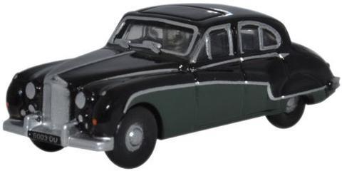 N Scale - Oxford Diecast - NJAG9002 - Automobile, Jaguar, Mark IX - Painted/Unlettered - 6003 DU