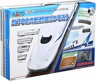 N Scale - Kato - 10-019 - Passenger Train, Electric, Shinkansen - Japan Railways West