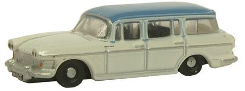N Scale - Oxford Diecast - NSS005 - Automobile, Humber, Super Snipe - Painted/Unlettered - 694 LCC