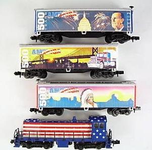 N Scale - Arnold - 0222 - Locomotive, Diesel, Alco S-2