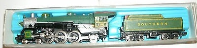 N Scale - Atlas - 2119 - Locomotive, Steam, 4-6-2, Pacific - Southern - 1401