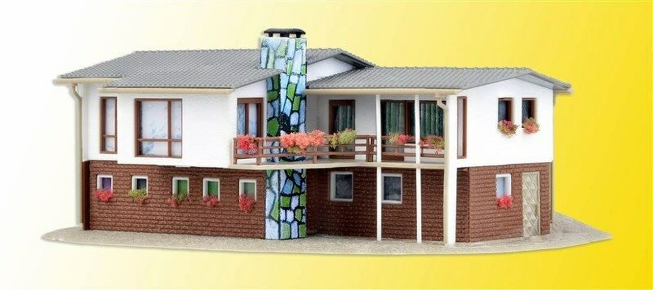 N Scale - Vollmer - 47762 - Bungalow - Residential Structures - Bungalow Kit