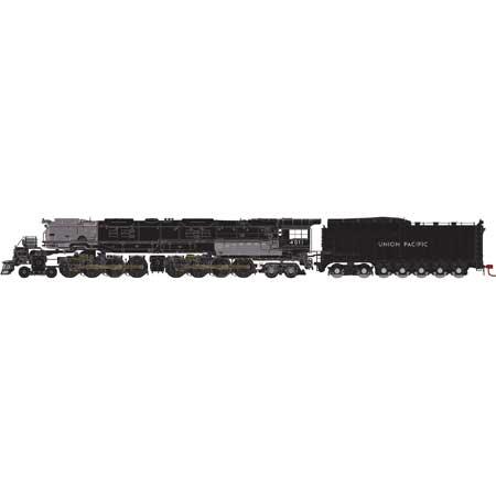 N Scale - Athearn - 30208 - Locomotive, Steam, 4-8-8-4 Big Boy - Union Pacific - 4002