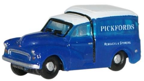 N Scale - Oxford Diecast - NMM050 - 1000 Series Van - Pickfords - KMJ 625G