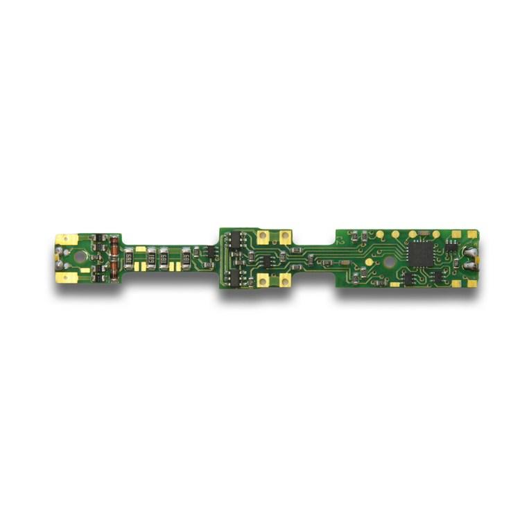 N Scale - Digitrax - DN163K1D - Digital Decoder - Kato Precision Railroad Models - EMD Class 66, GG1 and DD51