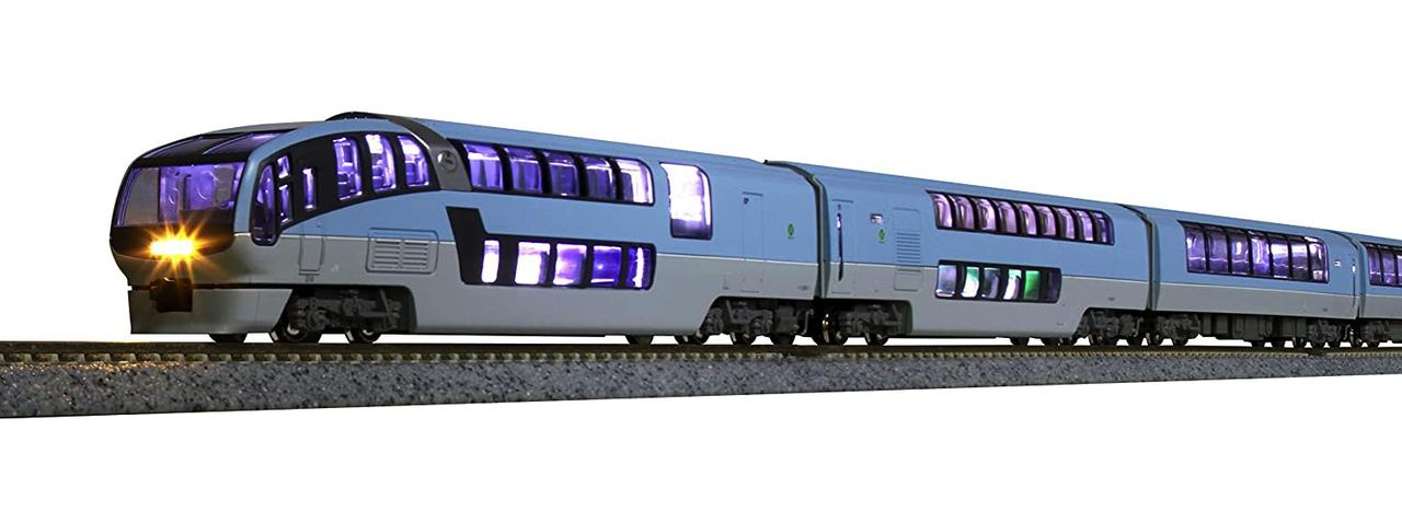 N Scale - Kato - 10-1576 - JR 251 Super View Odoriko - Japan Railways East - 251