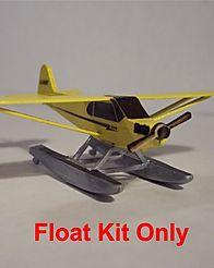N Scale - Osborn Models - RRA-3091 - Piper J-3 Cub - Various - Piper Cub Float Kit