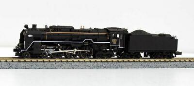 N Scale - Kato - 2017-2 - Engine, Steam, C62 - Japan Railways East - C62.2