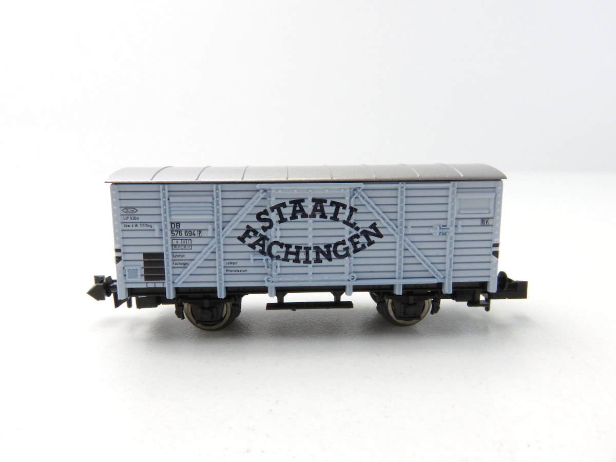 N Scale - Roco - 25287 - Reefer, 2-Axle, Beer Car - ÖBB (Austrian Federal Railways) - 576 694
