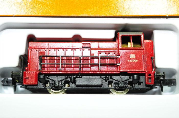 N Scale - Arnold - 2055 - Engine, Diesel, V 45 - Deutsche Bahn - V 45 006