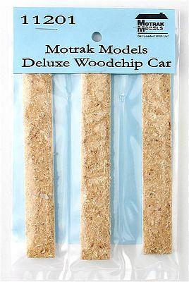 N Scale - Motrak Models - 11201 - Load - Woodchip