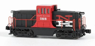 N Scale - Bachmann - 81855 - Engine, Diesel, GE 44T - New Haven - 0818