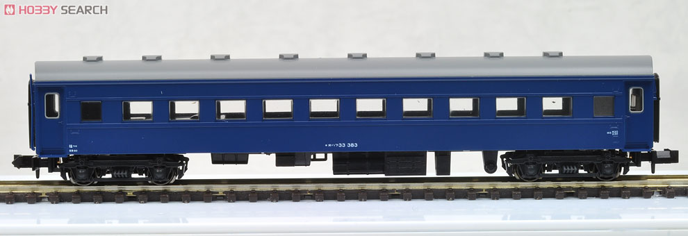 N Scale - Kato - 5128-4 - Japanese National Railways - 33-383