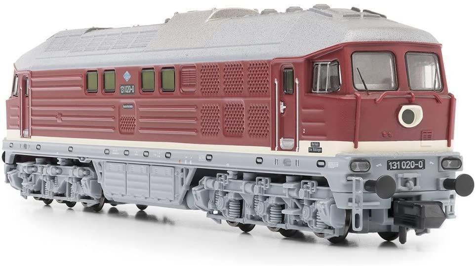 N Scale - Arnold Hornby - HN2299 - Engine, Diesel, Class 130 - Deutsche Bahn - 131 020-0