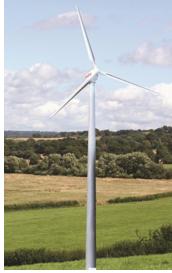 N Scale - Kestrel Designs - GMKD1011 - Wind Turbine Kit - Commercial Structures - Wind Turbine Kit