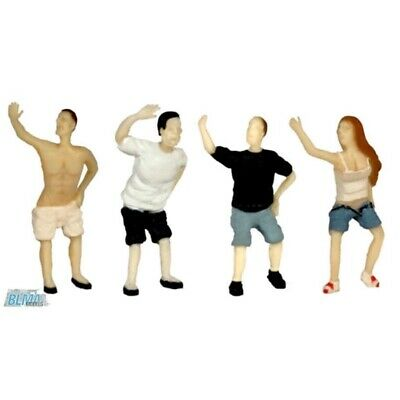 N Scale - BLMA - 900 - Figures, People - People - People Mooning