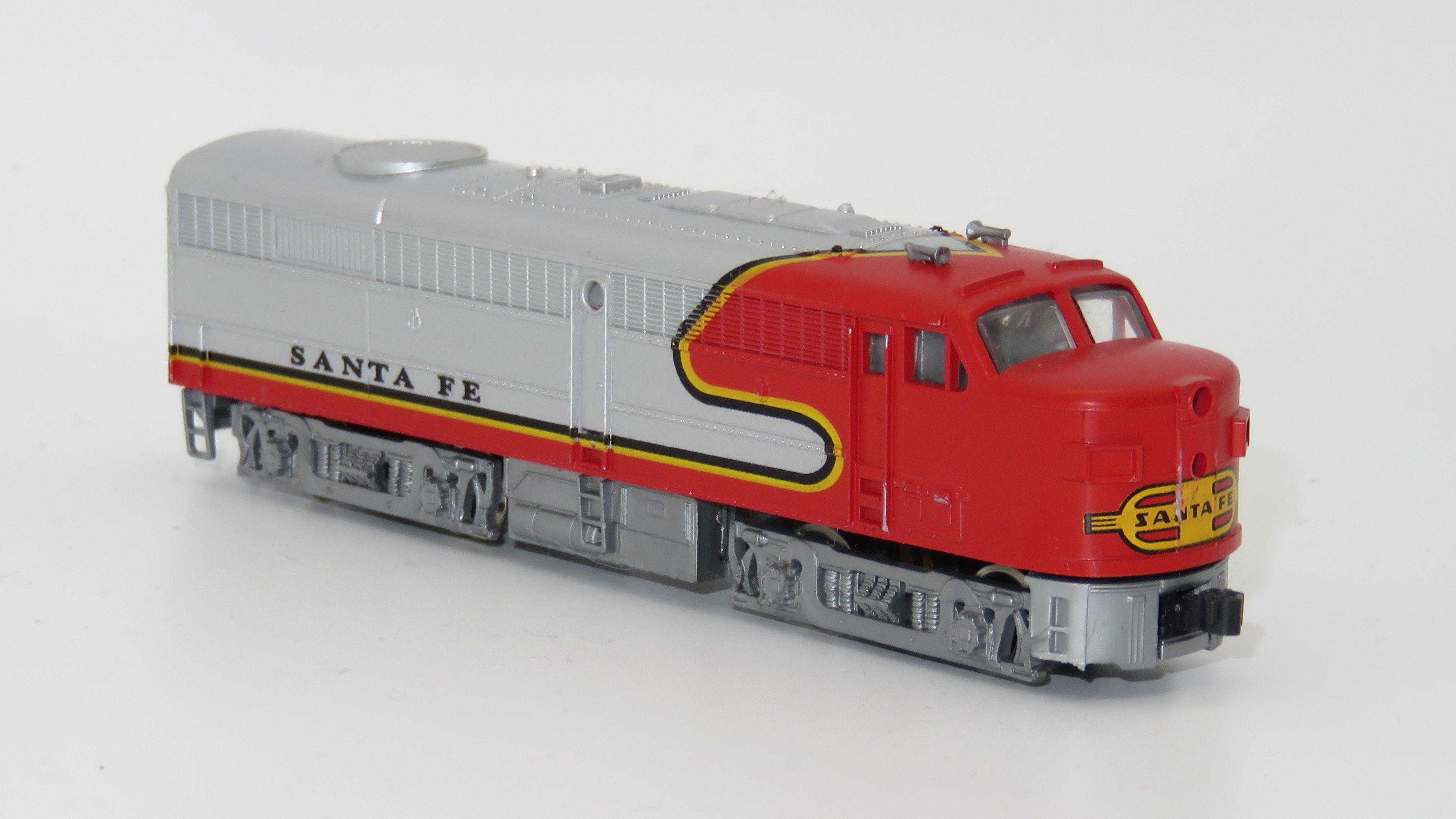 N Scale - Grani&Partners - 53257 - Locomotive, Diesel, Alco FA/FB - Santa Fe