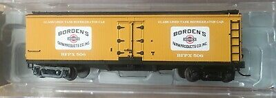 N Scale - Athearn - NSC ATH 11-05 - Reefer, 40 Foot, Pfaudler - Borden