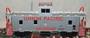 N Scale - Centralia Car Shops - 6074-01 - Caboose, Cupola, Steel - Union Pacific - 903220