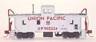 N Scale - Centralia Car Shops - 6074-04 - Caboose, Cupola, Steel - Union Pacific - 903227