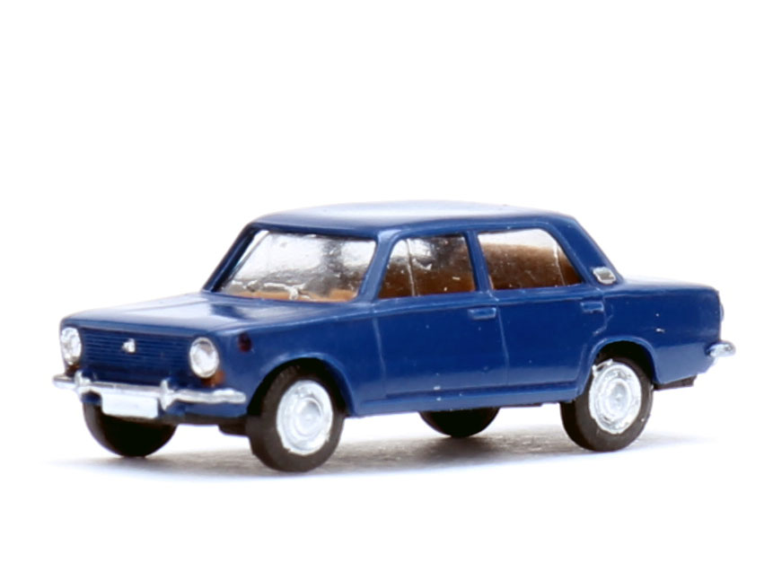 N Scale - Gabor - 12 1408 04 - Automobile, Fiat, 124 - Painted/Unlettered