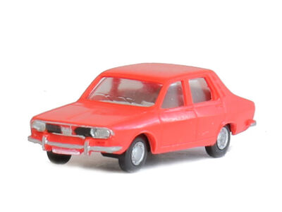 N Scale - Gabor - 12 1407 04 - Automobile,Renault, R12 Dacia 1200 Sedan - Painted/Unlettered