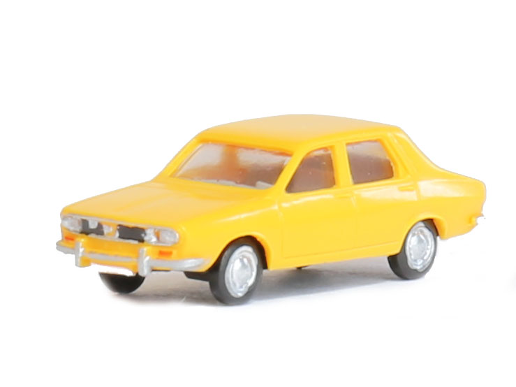 N Scale - Gabor - 12 1407 05 - Automobile,Renault, R12 Dacia 1200 Sedan - Painted/Unlettered