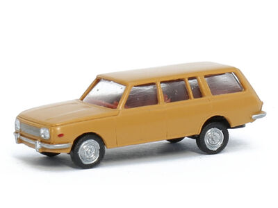 N Scale - Gabor - 12 1411 08 - Automobile, Wartburg , 353 tourist - Painted/Unlettered