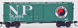 N Scale - YesterYear Models - YYM6103 - Boxcar, 40 Foot, AAR 1944 - Northern Pacific - 48513