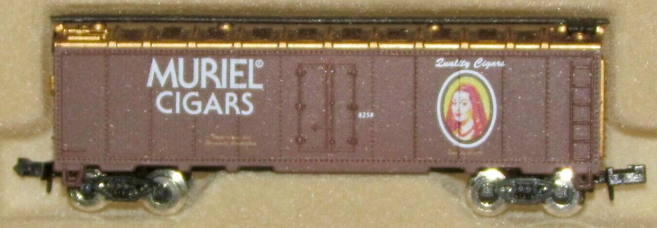 N Scale - Model Power - 3731 - Reefer, 40 Foot, Steel - Company - 8258