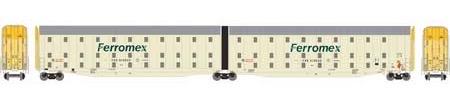 N Scale - Athearn - 24838 - Ferromex - 518033