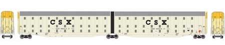 N Scale - Athearn - 24833 - CSX Transportation - 600001