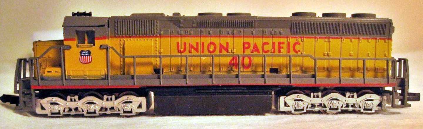 N Scale - Con-Cor - 0001-002201 - Locomotive, Diesel, EMD SD45 - Union Pacific - 40