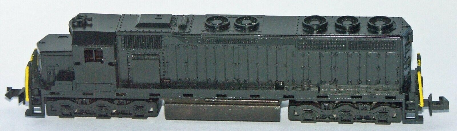 N Scale - Con-Cor - 0001-002200 - Locomotive, Diesel, EMD SD45 - Undecorated
