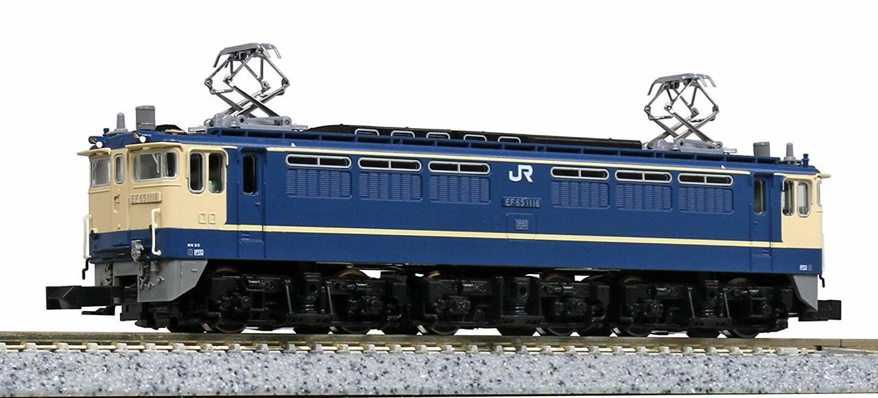 N Scale - Kato - 3061-2 - Type EF65-1000 - Japanese National Railways - EF 65116