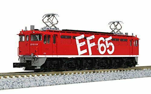 N Scale - Kato - 3061-3 - Type EF65-1118 - Japanese National Railways - EF 651118
